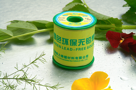 Soldering Wire Types | Yueqing Green Power Soldering Materials Co Ltd